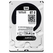 WD Black 5TB Performance Desktop Hard Disk Drive - 7200 RPM