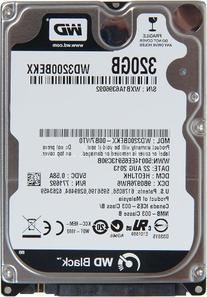 Western Digital 320 GB WD Black SATA III 7200 RPM 16 MB