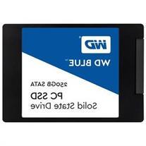 WD Blue 250GB Internal SSD Solid State Drive - SATA 6Gb/s 2.