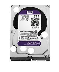 WD Purple 4TB Surveillance Hard Disk Drive - 5400 RPM Class