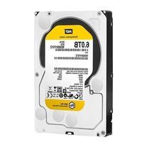 """WD 6TB 3.5"""" Re 7200 RPM SATA III 128 MB Cache Bulk/OEM"""