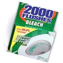 WDF290088 - 2000 Flushes Blue Plus Bleach