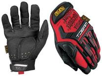 Mechanix Wear MPT-02-009 M-Pact Series Glove, Medium, Red