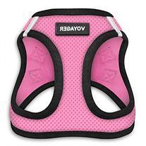 Best Pet Supplies, Inc. All Season Harness - Pink Base ,