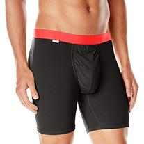 MyPakage Weekday Boxer Brief - Black Red - X-Large