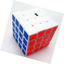 Moyu Weisu New Structure 4x4 Spped Cube White