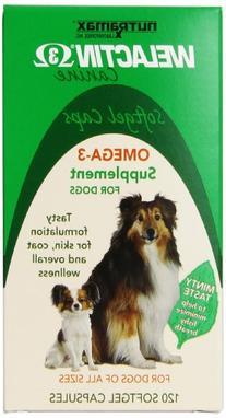 Welactin Canine Softgel Capsule, 120 Count, 3-Pack