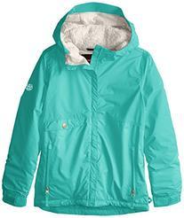 686 Girl's Wendy Insulated Jacket, Large, Tiffany