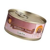 Weruva Canned Cat Mideast Feast 5.5 oz Case 24