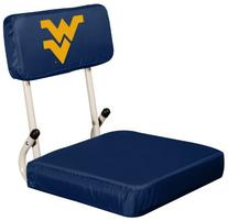 NCAA West Virginia Mountaineers Hard Back Stadium Seat