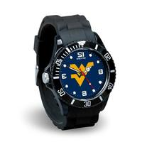West Virginia Mountaineers NCAA Spirit Series Mens Watch