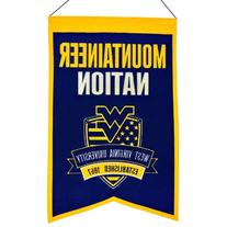 West Virginia Mountaineers Official Wool Team Nation Fan