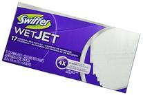 Swiffer Wetjet Hardwood Mop Pad Refills for Floor Mopping