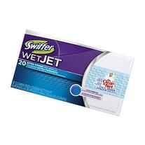 Swiffer Wetjet Heavy Duty Mop Pad Refills for Floor Mopping