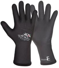 Hyperflex Wetsuits Men's 3mm Mesh Skin Glove, Black, Small