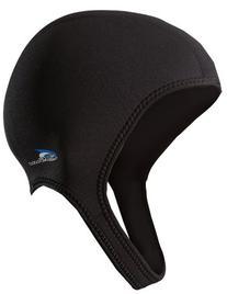 NeoSport Wetsuits Premium Neoprene 2.5mm Sport Cap, Black, X