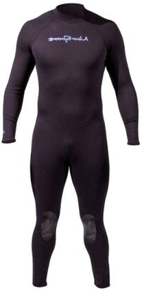 NeoSport Wetsuits Men's Premium Neoprene 1mm Full Suit,
