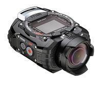 Ricoh WG-M1 Black Waterproof Action Video Camera with 1.5-
