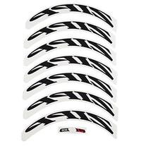 Zipp 404 Decal Set null BLACK