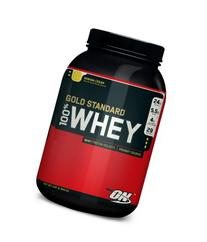 100% Whey Gold, Banana Crm, 2.0 lb