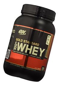 100 Percent Whey Protein, Chocolate Malt, 2 lbs Gold