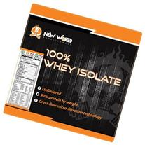 3lb Pure Whey Protein Isolate Unflavored