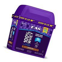 EAS 100% Whey Protein Powder, Chocolate, 2 Pound
