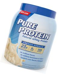 Pure Protein Whey Prtn Ntrl Vnla