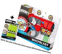 BOOMco. Whipblast Toy Blaster + FREE 16 Extra BOOMco Darts