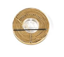 Marlow Ropes Whipping Twine Beige Number 4 with Needle
