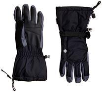 Columbia Men's Whirlibird Gloves, Black, X-Large