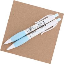 white-blue polar bear seal bird mechanical pencil by Shinzi
