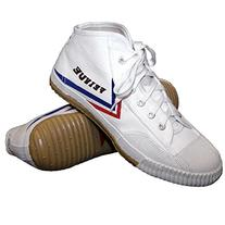 White Feiyue High Top Shoes - Size 42