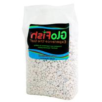 GloFish White Frost Fluorescent Aquarium Gravel