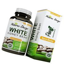 Pure White Kidney Bean Extract- 100% Effective and Optimized