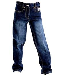 Cinch Boys' White Label Demin Straight Leg Jeans Denim 12 R