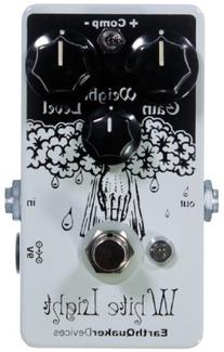 EarthQuaker Devices White Light Overdrive Guitar Distortion