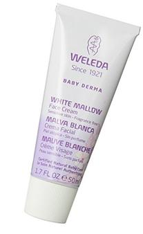 Weleda White Mallow Face Cream, 1.7 Fluid Ounce