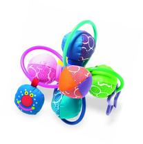 Manhattan Toy Whoozit Grabbitz Ball Activity and Teething