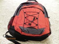 Wi-fi Wanderer Orange Laptop Padded Backpack