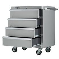 "Viper Tool Storage 26.5"" Wide 4 Drawer Bottom Cabinet"