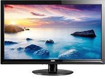 AOC E2425SWD 24-Inch Wide LCD  Monitor  Black