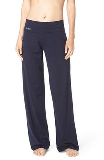 Women's Naked Wide Leg Stretch Cotton Pajama Pants, Size