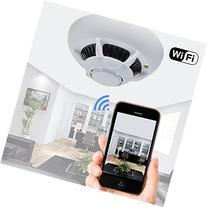 WiFi HD 1080p Spy IP Camera DVR Hidden Nanny Cam Smoke