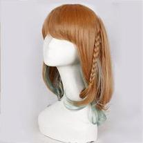 Medium Full Wig - Braided