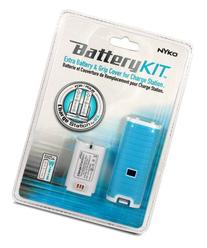 Wii Charger Stat Battery Kit