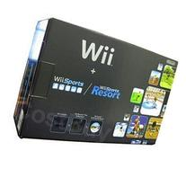 Nintendo Wii Console Black with Wii Sports and Wii Sports