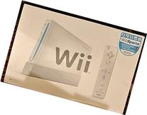 Nintendo Wii Console White with Wii Sports