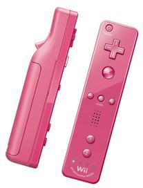 Wii Remote Plus Pink