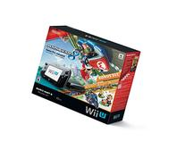 Nintendo Wii U 32GB Console Deluxe Set with Mario Kart 8